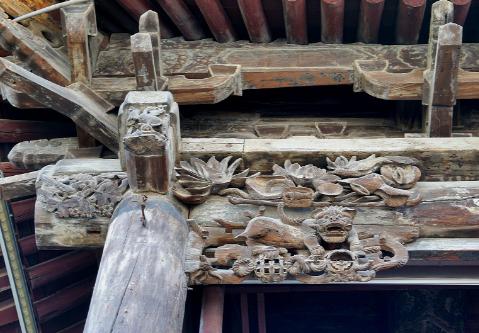 古建筑屋面渗漏、风化残损,如何处理?